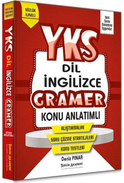 Tercih Akademi YKS Dil İngilizce Gramer Konu Anlatımlı