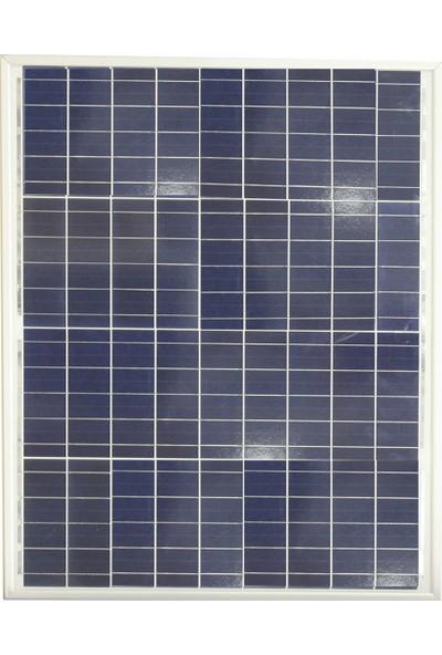 Spv Güneş Paneli̇ 50W Poli̇kri̇stal SPV-P50 10'lu