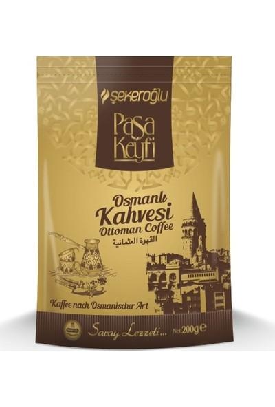 Şekeroğlu Paşakeyfi Osmanlı Kahvesi 200 gr