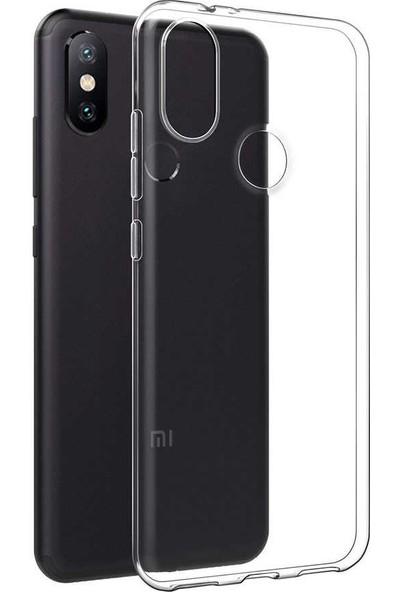 Kılıfist Xiaomi Mi Mix 3 Süper Şeffaf Esnek Silikon Kılıf Kamera Korumalı