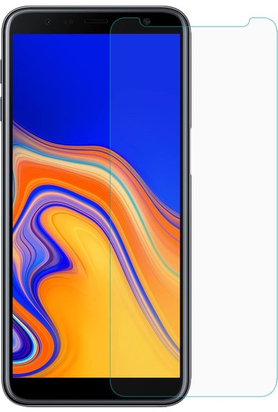 Kılıfist Samsung Galaxy J6 Plus Temperli Cam Ekran Koruyucu