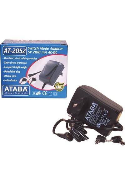 Ataba At-2052 5V-2100 Mah Adaptör