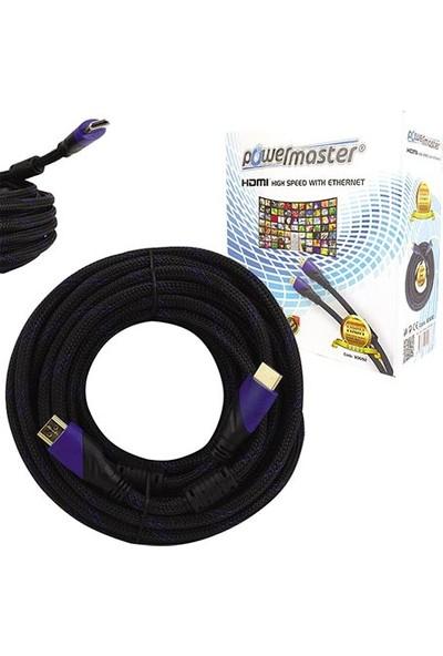 Powermaster Hdmı Kablo 10 Metre Kutulu * S-Lınk Slx-304 * Slx-265