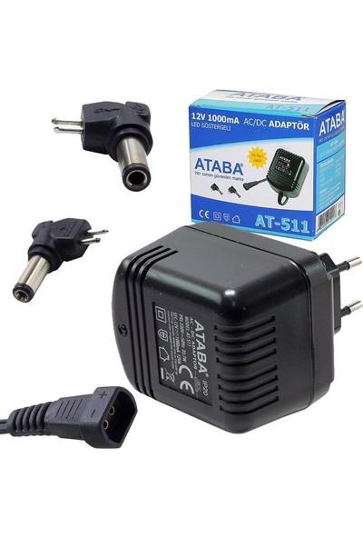 Ataba At-511 12V-1A Adaptör