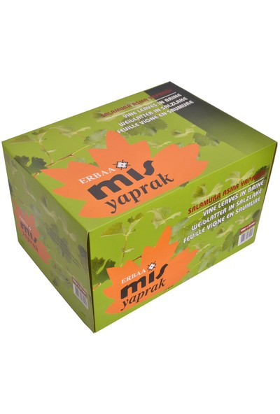 Erbaa Narince Bağ Yaprağı (500X6)3000 gr
