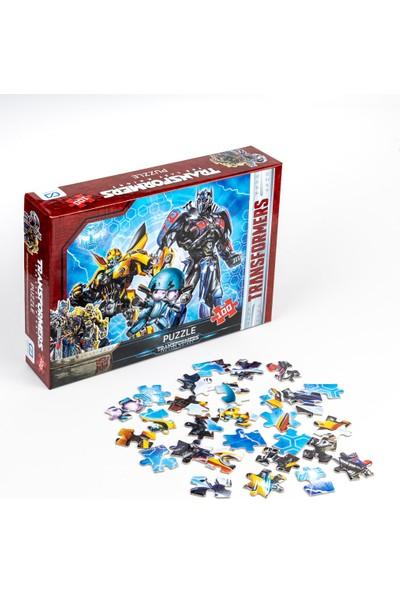 Ca Games 5007 Transformers 100 Parça Puzzle