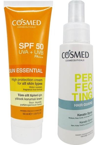 Cosmed Sun Essential SPF50 Cream 50 ml Set