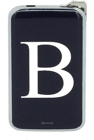 The Company B Harf Metal Çakmak