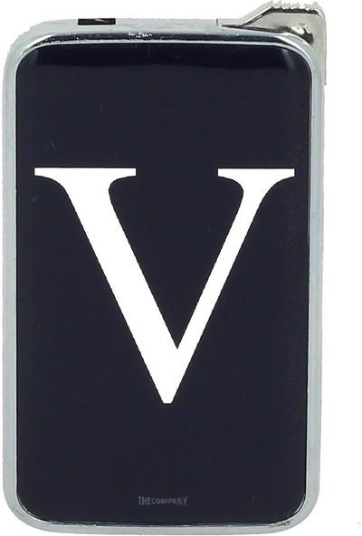 The Company V Harf Metal Çakmak