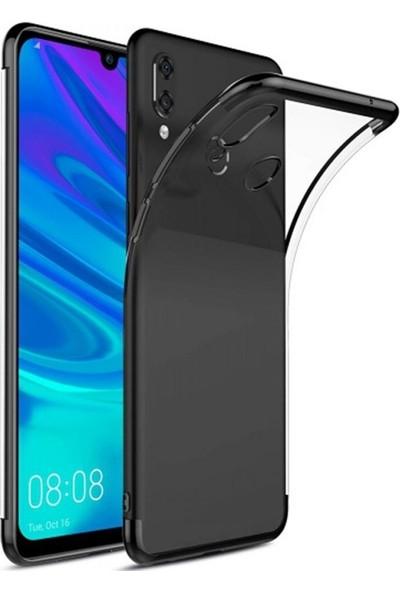 Etech Samsung Galaxy M20 Köşeli Laser Kılıf