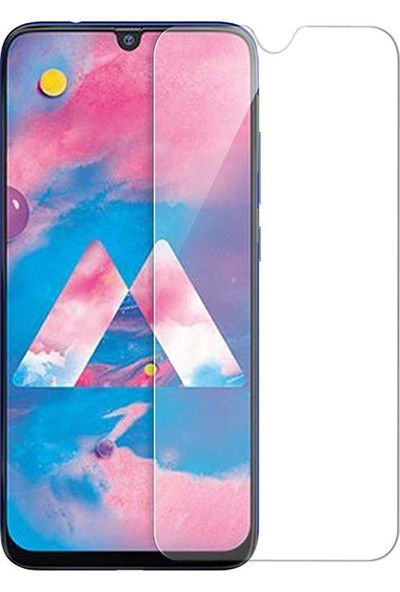 Etech Samsung Galaxy M30 Glass Ekran Koruyucu