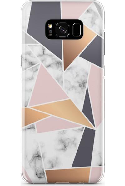 Melefoni Samsung Galaxy S8 Kılıf Prismatic Serisi Vanessa