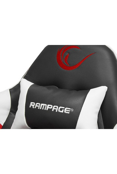 Rampage KL-R79 Kırmızı/siyah Oyuncu Koltuğu