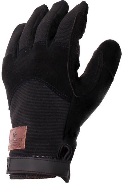 Landyachtz Freeride Leather Patch Slide Gloves