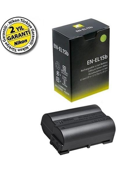 Nikon EN-EL15B Şarj Edilebilir Lityum-İyon Batarya
