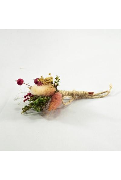 Eva Flore Pembe Yaka Çiçeği