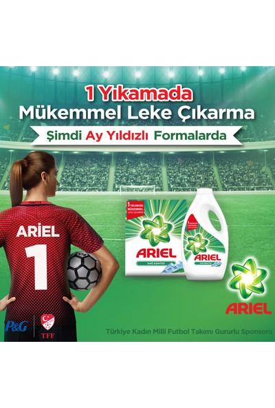 Ariel Plus Toz Çamaşır Deterjanı Febreze Etkili Parlak Renkler 5 kg + 5 kg