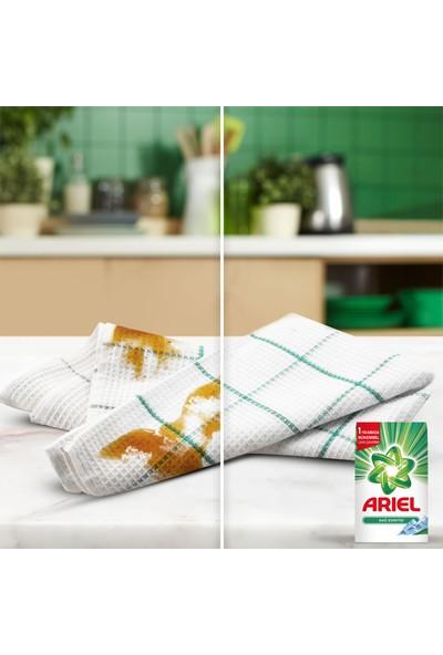 Ariel Temizlik Paketi (Sıvı 24 Yıkama + 4 kg)