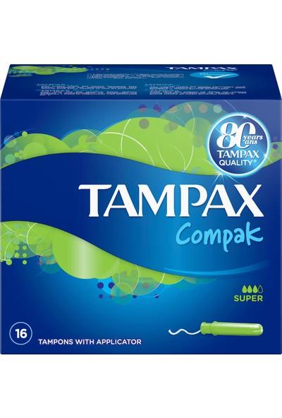 Discreet Tampax Süper 16 Adet Tampon