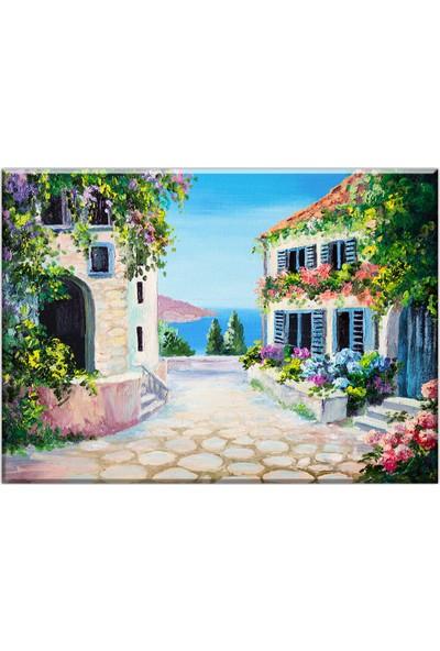 The Canvas By Cadran 50 x 70 cm Dekoratif Kanvas Tablo C3C075