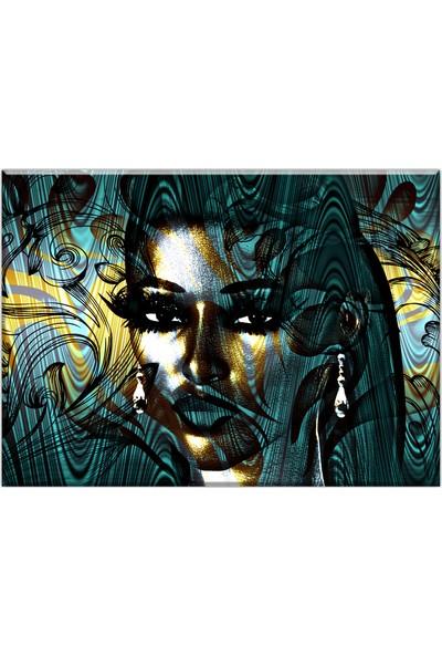 The Canvas By Cadran 50 x 70 cm Dekoratif Kanvas Tablo C3C083