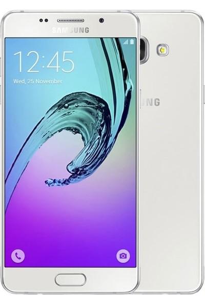 Dafoni Samsung Galaxy A7 2016 Ön + Arka Şeffaf Ekran Koruyucu Film