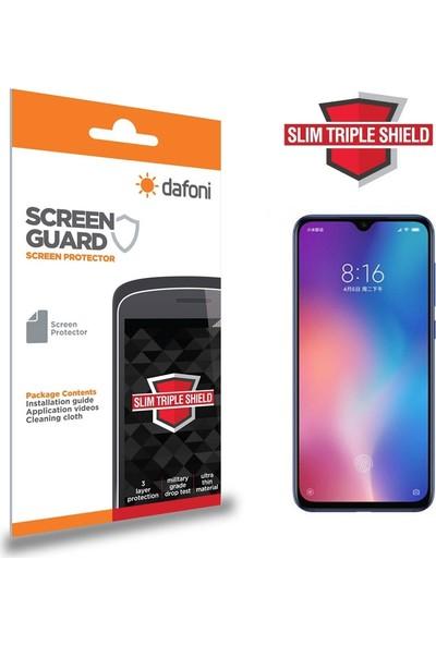 Dafoni Xiaomi Mi 9 SE Slim Triple Shield Ekran Koruyucu