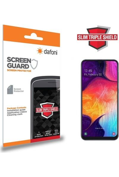 Dafoni Samsung Galaxy A50 Slim Triple Shield Ekran Koruyucu