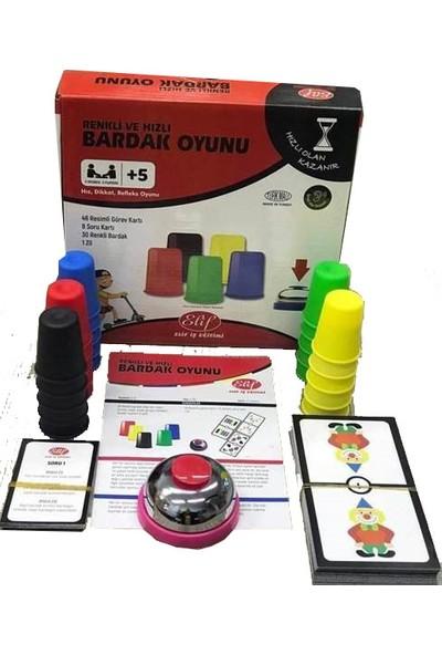 elif Hızlı Bardaklar, Pratik Bardaklar, Renkli Bardaklar, Akıl Oyunu