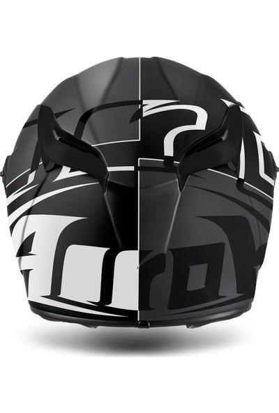 Airoh Gp500 Cosmos Gloss Full Face Motosiklet Kaskı