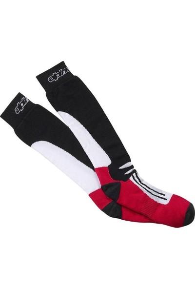 Alpine Stars Racing Road Socks Çorap