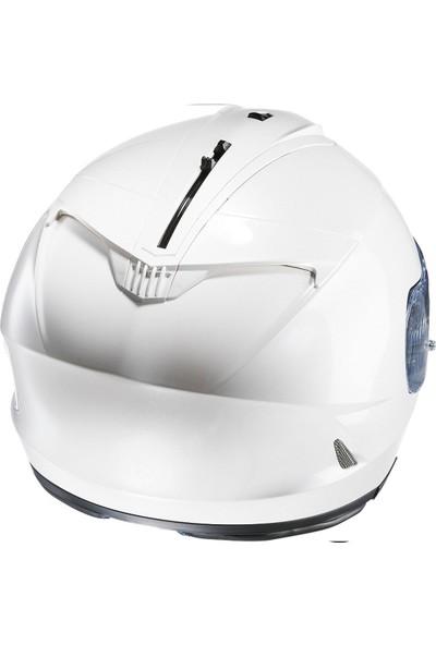 Hjc Fg17 Blanc / Pearl Full Face Motosiklet Kaskı