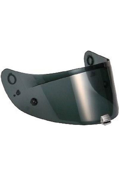 Hjc Hj20P Ecran/Shield Prepared Tear Off Dark Smoke