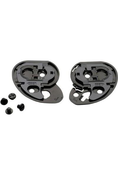 Hjc Hj26 Kit Fixation Ecran/Gear Plate Set