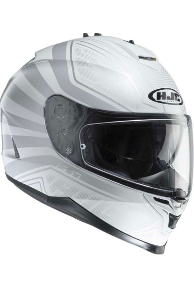 Hjc Is17 Ordin Mc10 Full Face Motosiklet Kaskı
