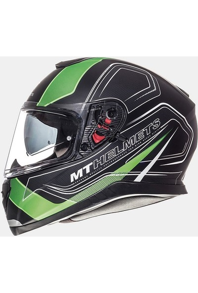 Mt Ffc Thunder 3 Sv Trace Matt Full Face Motosiklet Kaskı