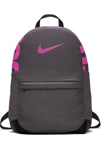 Nike BA5473-012 Brasilia Çocuk Okul Sırt Çantası