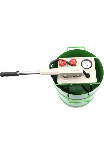 Eryıl Test Pompası 60 Bar Yuvarlak Model