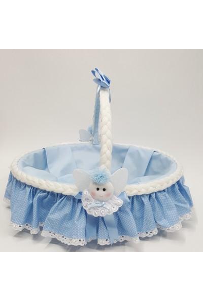 Baby Lüks Bebek Odası Bebek Şeker Sepeti - Hediye Sepeti ( Tonton Serisi )