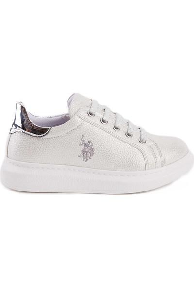 U.S. Polo Assn. Kız Çocuk Ayakkabı 50215247-Vr013