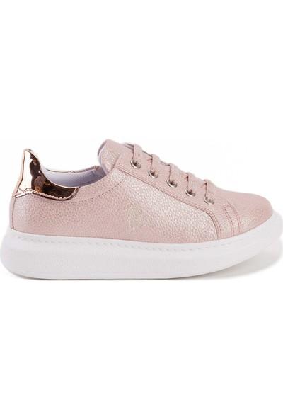U.S. Polo Assn. Kız Çocuk Ayakkabı 50215247-Vr041