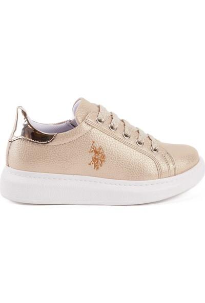 U.S. Polo Assn. Kız Çocuk Ayakkabı 50215247-Vr096