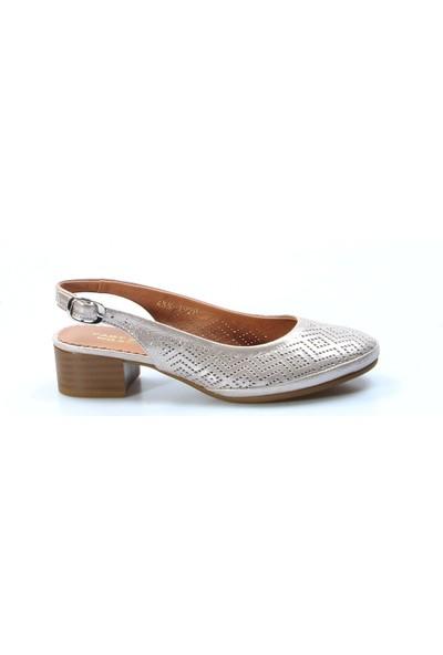 Fast Step Kadın Topuklu Ayakkabı 407Za617-433
