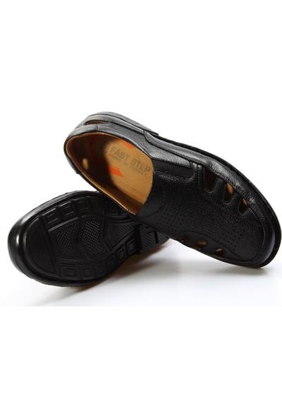 Fast Step Erkek Sandalet 662Ma118Kt