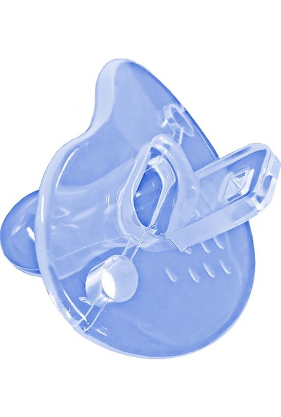 Bambino Kauçuk Yumuşak Diş Kaşıyıcı Mavi Fil