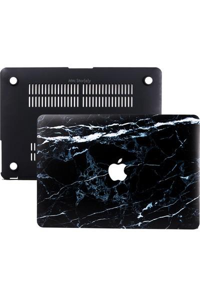 Macstorey MacBook Air A1369 A1466 13 inç Kılıf Sert Kapak Koruyucu Hard ıncase Mermer 11-29-1516