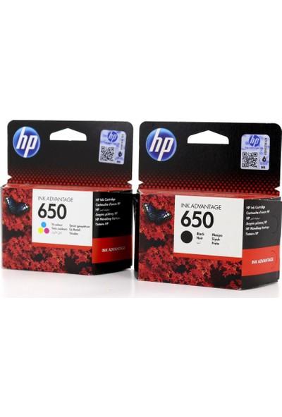 HP 650 CZ101A / CZ102A 1015 / 1515 / 1516 / 2545 / 2546 Set Karuş