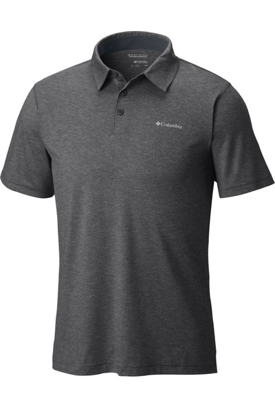Columbia Ao2933-012 Tech Trail Polo Erkek T-Shirt 1768701012