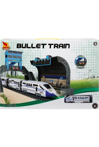 Sunman Bullet Tren Seti