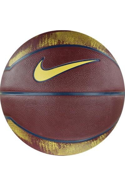Nike NKI12-941 Lebron Playground Kauçuk 7 No Basketbol Topu